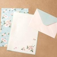 Floral Letter Set_ 장미