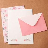 Floral Letter Set_ 다알리아