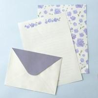 Floral Letter Set_ 델피니움