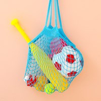 So Colorful! FILT NET BAG