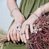 ������ ������ ��� Autumn Jewelry Layered Styling