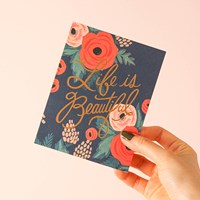 Blooming Days with RIFLE PAPER