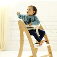 아가야~ 아빠가쓰던 의자란다.