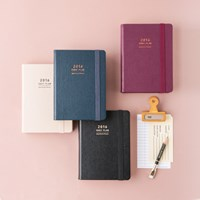 2016 Appointment Planner [A6 Daily Plan]