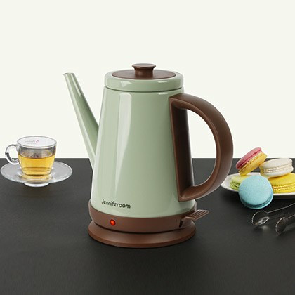 RETRO ELECTRIC KETTLE|31%