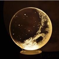 겨울 밤을 밝히는 달 빛|25%