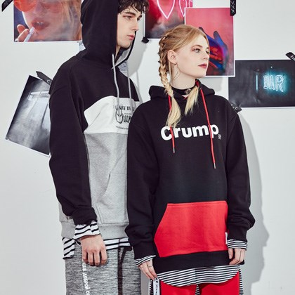 Sportism with Retro vibes : Crump|10%