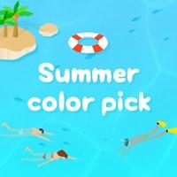 [SUPER COOL FESTIVAL] Summer color pick!