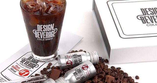 커피를 디자인하다, Design Beverage!|~20%