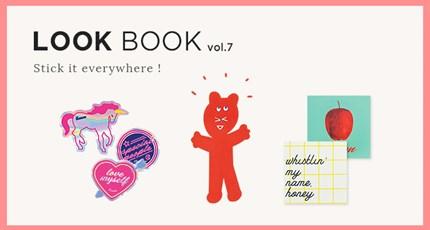 LOOK BOOK vol.7