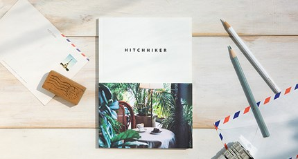 HITCHHIKER vol.75 me, myself