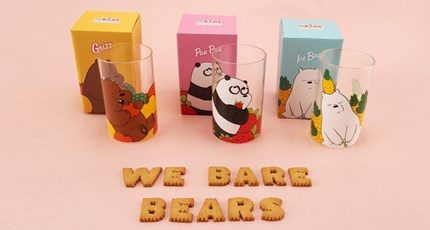 WE BARE BEARS! <span style=color:red>~5%</span>