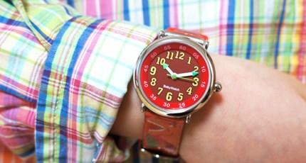 나는야 시계를 볼 줄 아는 어린이! <span style=color:red>~20%</span>