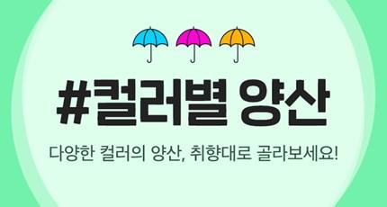 컬러별 양산