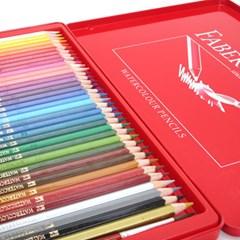 파버카스텔 수채색연필 36색(틴케이스)