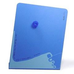 <셋트상품> 메모판(무좀-블루)+볼트마그넷