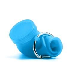 New부비바틀 다용도실리콘물병450ml(블루)