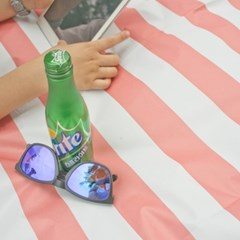 COT 도톰한 양면방수 피크닉매트 대형 돗자리 콧매트