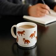 DailyMug ver.2 - 05 Winter fox