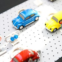VolksWagen Type 1 Key Light - BK(블랙)
