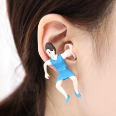 후치코 귀마개 BLUE (랜덤)