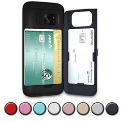 SKINU 유레카 카드수납 케이스 - iPhone SE/5S/5