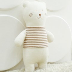 유기농 곰~도리 인형 만들기