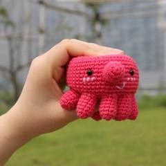 [곰의 작은집] 문어 삑삑이 DIY 인형 만들기