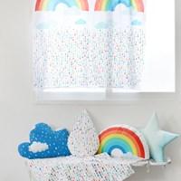 Colors of Rainbow illust cut cotton