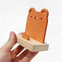 Business Card Holder-Bear 곰모양 명함꽂이