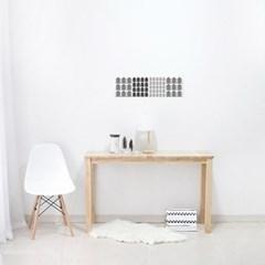 콘솔 테이블 120 벤치 set
