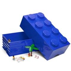 [레고 스토리지] 레고 블릭정리함 8 (블루)
