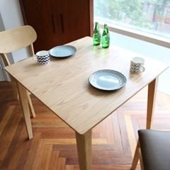 스칸디 피노 2인 식탁 세트