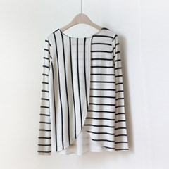 split stripe t