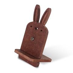 Mini Business Card Holder(Rabbit)-미니명함꽂이(토끼)