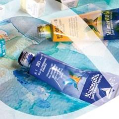 마이메리 수채물감-블루(시리즈4)15ml