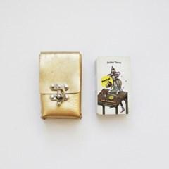 델로스 타로카드 가죽 케이스 Tarot card case (leather)