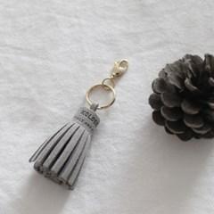 Soft Tassel-Gray