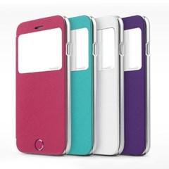 [스킨플레이어] 트렌더뷰 5 아이폰6플러스 플립케이스-5.5인치