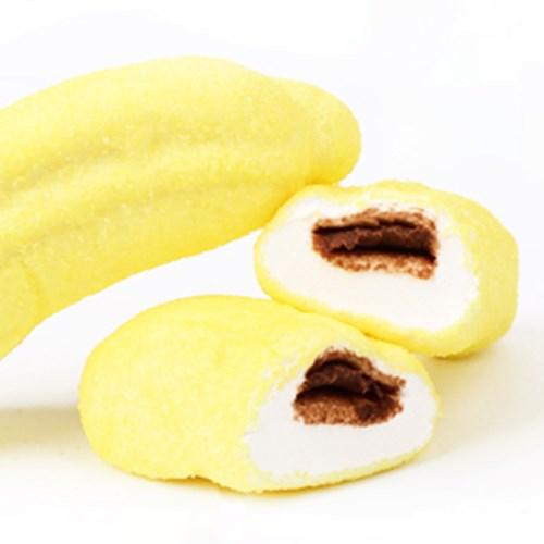 [위니비니] 바나나&초콜릿필링 머쉬멜로우
