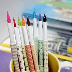 미니 패턴펜 12색세트