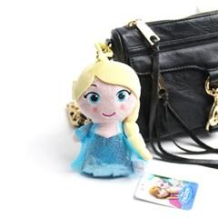 겨울왕국 지갑 가방고리 13cm [옵션선택]