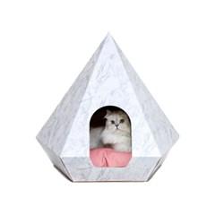 H&B Cat Diamond Marble