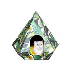H&B Cat Diamond Leaf