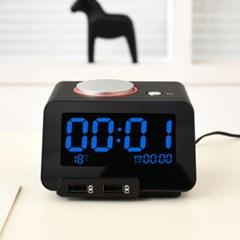 [Homtime] C1 Multi Alarm Clock / 홈타임 C1 다기능 알람클락