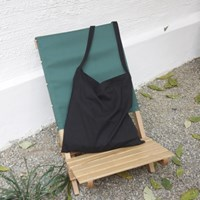 Easy Bag Square (BLACK)