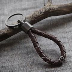[러쉬룸] leather key holder