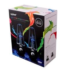 에이플럼 LED 음악 분수 스피커