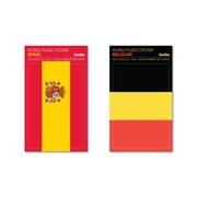 세계 국기 스티커 II World Flags Sticker II
