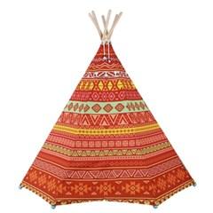 [루카텐트]유아동 플레이텐트 American Indian (아메리칸 인디언)